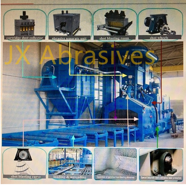 steel-pipe-outer-wall-shot-blasting-machine-with-roller-conveyor
