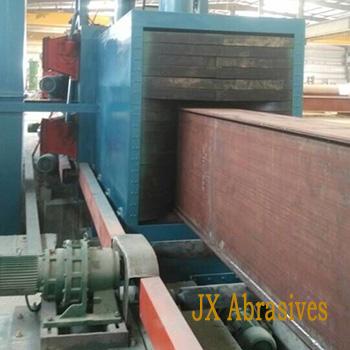 Steel Structure Shot Blasting Machine