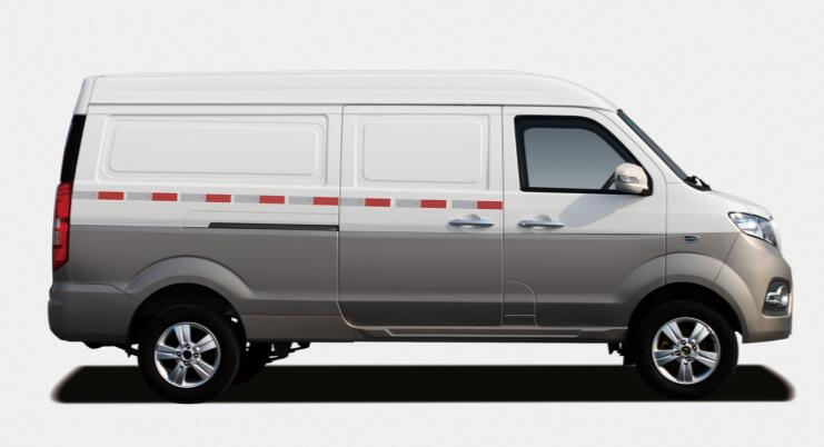 Pure Electric Cargo Van LCK5045XXYEV6 with All-aluminum Body
