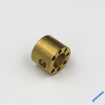Brass Cu-OF, Cu-ETP, C10100 Cam Lock Core CNC Machining