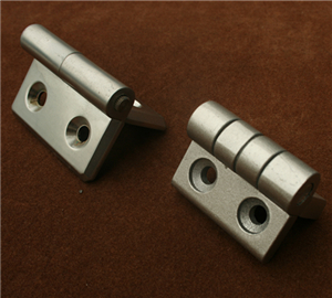 Door, Cabinet Free Swinging Hinge, Aluminium Alloy, Powder Coating