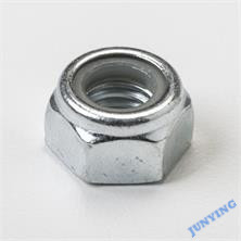 Stainless Steel and Nylon Locking Insert CNC Machining