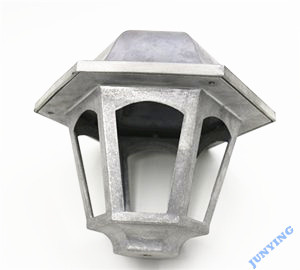 Aluminium Street Light Lamp Cover, Die Casting