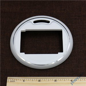 Aluminum Alloy Die Casting Shell for Instrument