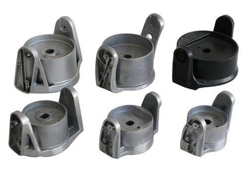 Gas hole standard for aluminum alloy die castings