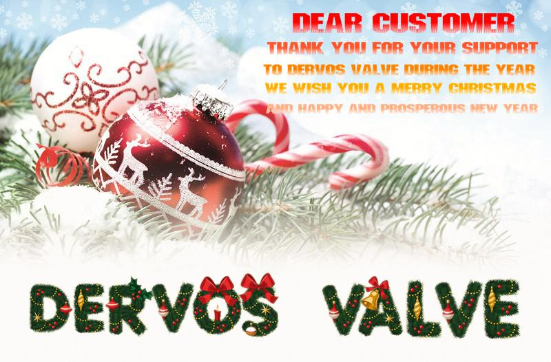 Dervos Christmas Spirit and Celebration on the Journey