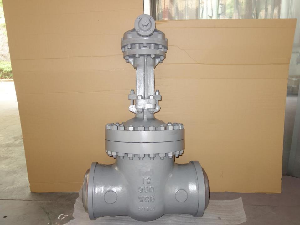 API600 Gate Valves