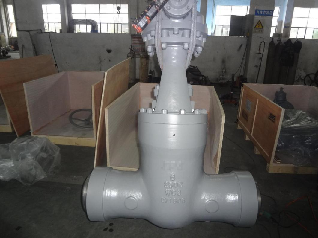 ASME B16.34 Gate Valves