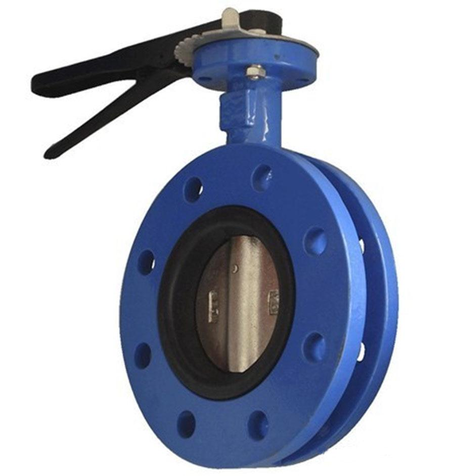 Characteristics and Applications of Manual Flanged Butterfly Valves