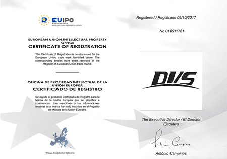 We Got the Registration Certificate of