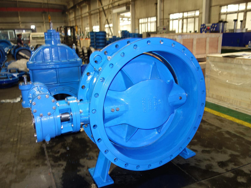 What Is A Awwa Butterfly Valve and How Does It Work?
