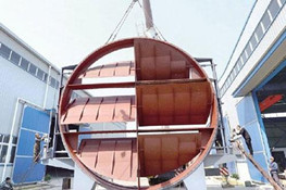 The Biggest Electric Actuated Louver Valve in China