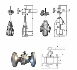 The Differences between Full Port Valves and Reduce Port Valves