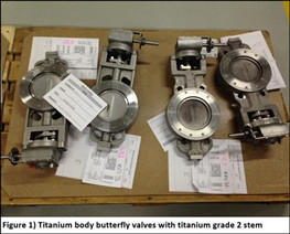 Valve Stem Material Selection for Offshore Actuated Valves