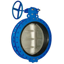 Basic Knowledge of Flanged Butterfly Valve