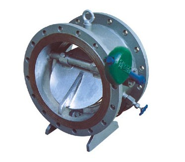 Working Principle and Installing Considerations of Butterfly Check Valve