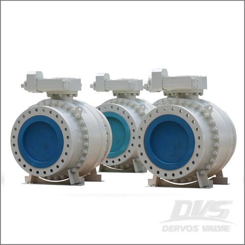 Stainless Steel Ball Valve, API 6D, 20IN, CL150, Raised Face