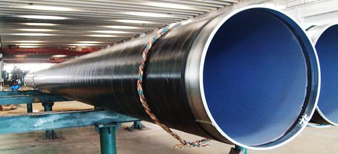ASTM A53B, ASTM A106B, ASTM A210A1, ASTM A315B 3PE Steel Pipe