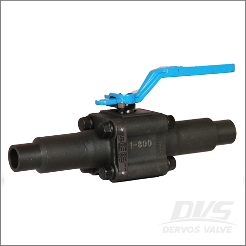 3 Piece Extended Body Ball Valve1