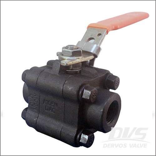 3 Piece Position Type Ball Valve