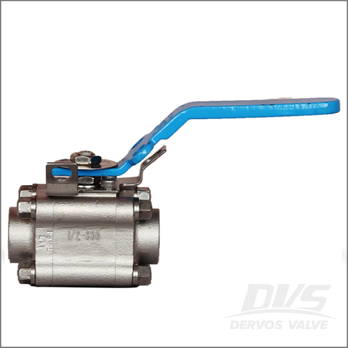 Ball Valve for Industrial Use
