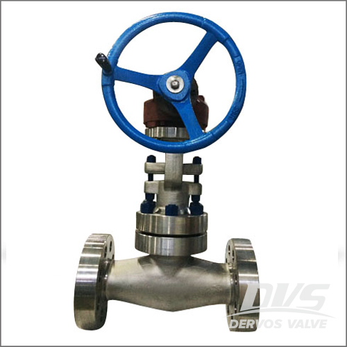 High Pressure Worm Gear Gate Operated Valve