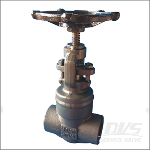 Welded Bonnet Globe Valve