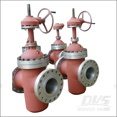 API 6D Through Conduit Gate Valve, WCB, 6 Inch, Class 300, RF End