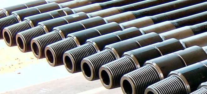 Steel Grade E, X Drill Pipe, TK34, TK34P, TC2000 Coating