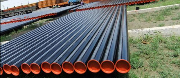 ASTM A106, ASTM A519, ASTM A179 Seamless Steel Pipe, 1/8-30IN