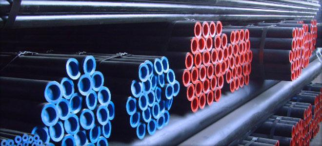 ASTM A53 Gr.B, ASTM A210, ASTM A333 Structure Steel Pipe