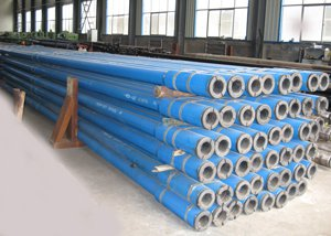 NC46 Heavy Weight Drill Pipe, AISI 4145H, 114.3*9.3mm, 21.45mm
