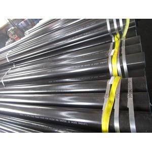 API 5L Grade B Seamless Pipe, 4IN, SCH 40, 6 Meters