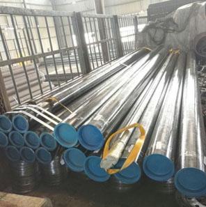 ASTM A106 Gr.B, A53 Gr.B, API 5L Gr.B Seamless Pipe, DN200, SCH 20