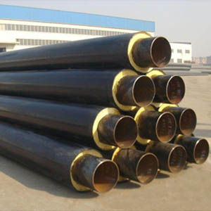HDPE Jacket Insulation Pipe, A53 Gr.B, DN250, SCH 40