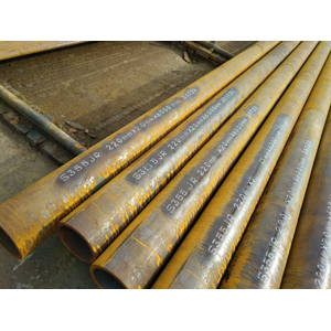 S355JR Seamless Pipes, EN10025-2: 2004, OD 220mm, Length 6000mm