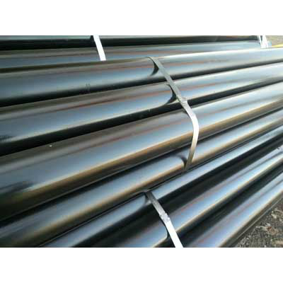 API 5L Gr.B Black Pipe, DN250, SCH 40, L 6 Meters