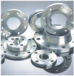 Surface Treatments of Stainless Steel Flanges