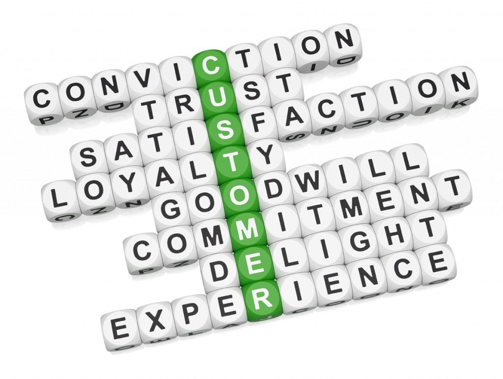 Service Mission, Customer Service Goal - Landee Flange