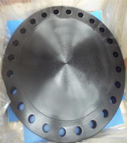 ANSI B16.5 Blind Flange, PN100, DN250, ASTM A105N, RF Ends