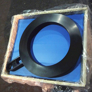 ANSI B16.48 Spacer Ring, ASTM A350 LF2 CL1, DN400, PN150, FF End