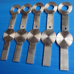 Spade Spacer Blind Flange, ASTM A182 F304, 2IN, 300LB