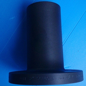 ANSI B16.5 Weld Neck Flange, ASTM A105, 2IN, CL150, SCH 80, RF Ends