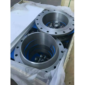 ASME B16.5 WN Flange, ASTM A182 F316, PN100, DN250