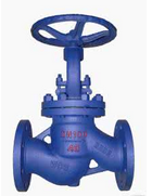 The Clack Types of Globe Valves