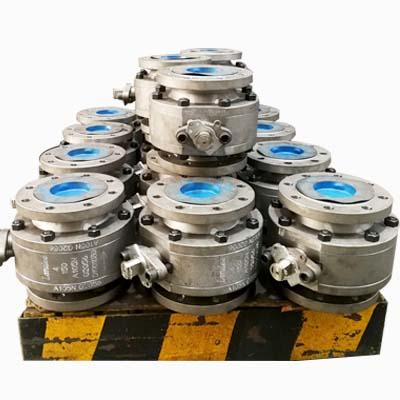API 6D Ball Valve, ASTM A105N, DN150, PN250