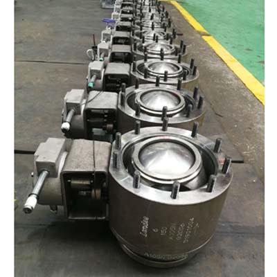 ASME B16.5 Ball Valve, Stainless Steel 316, DN150, PN20