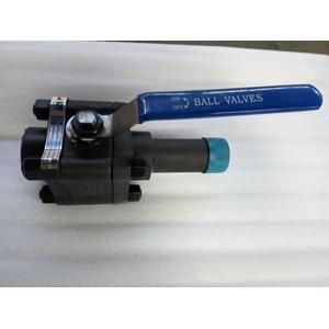 ASTM A105N Ball Valve, PN150, DN450, Lever