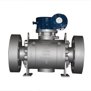 A105N Trunnion Mounted Ball Valve, 3IN, CL2500