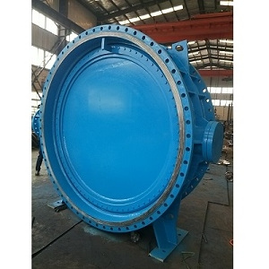 Ductile Iron GGG50 Butterfly Valve, BS 5155, DN1500, 60 Inch